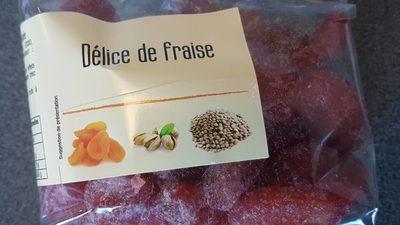 Délice de fraises - Product - fr
