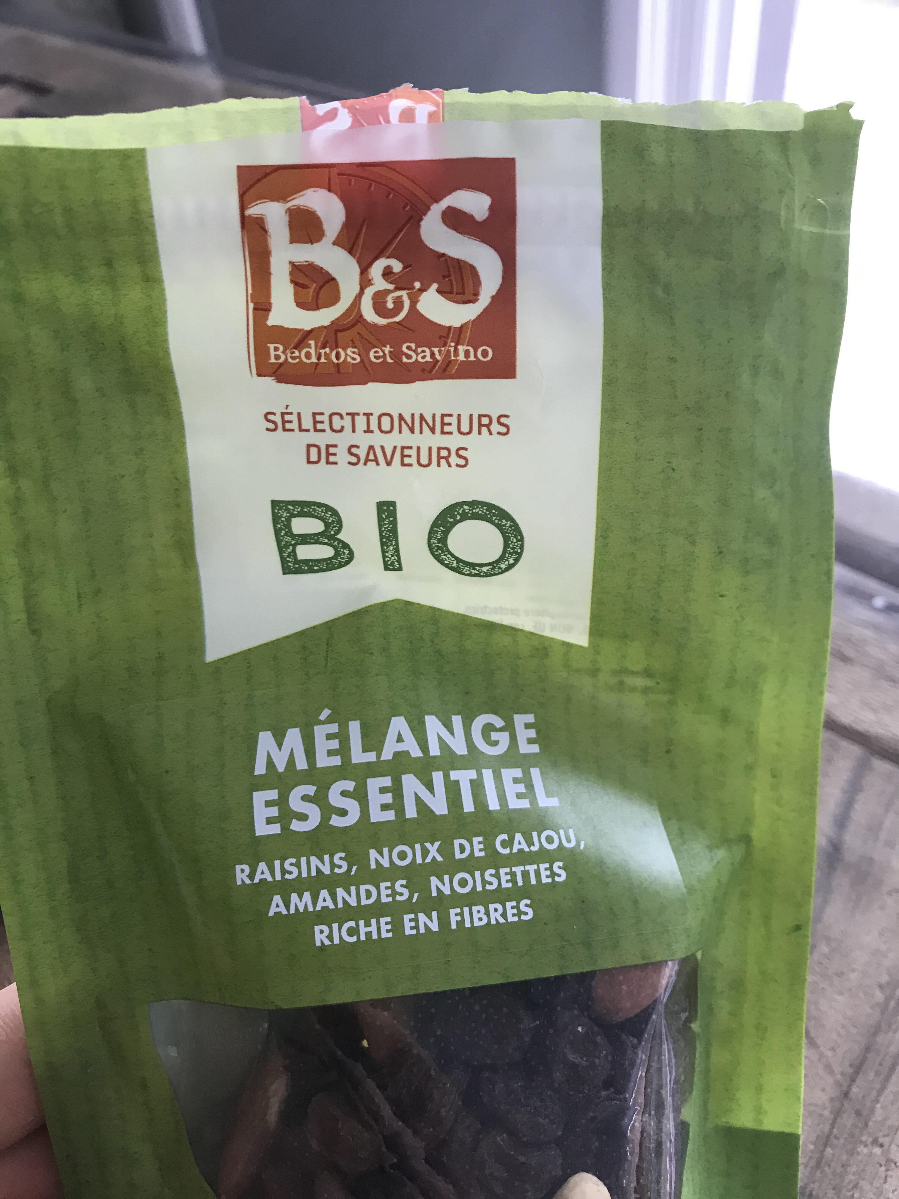 Mélange essentiel - Product
