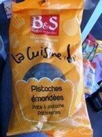 Pistaches émondées - Produit - fr