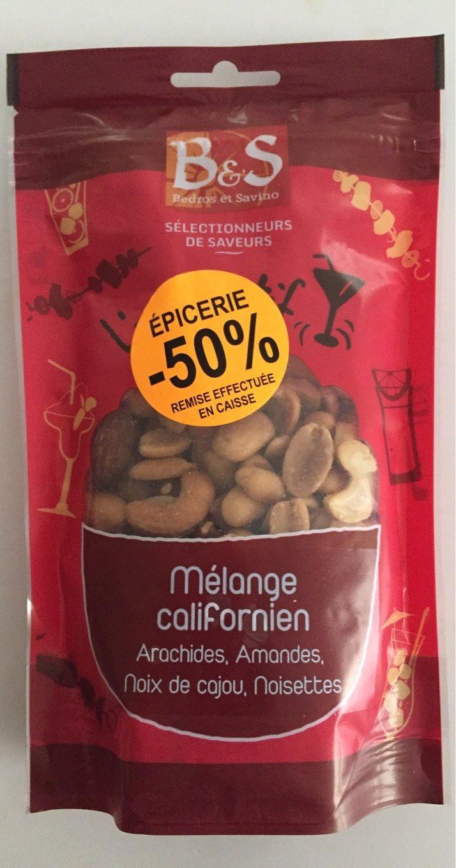 Mélange californien - Produit - fr
