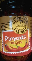 Piments rouges - Produit - fr