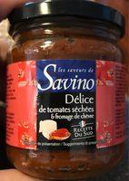 Delice de tomates sechees - Produit - fr