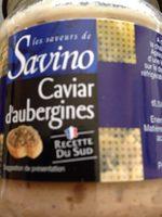 Caviar d'Aubergines - Produit - fr