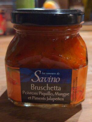 Bruschetta - Produit - fr