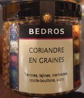Coriandre en graines - Produit - fr