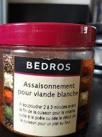 Assaisonnement pour viande blanche - Product - fr