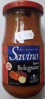 Sauce bolognaise - Produit - fr