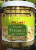 Pointes d'asperges blanches - Produit - fr