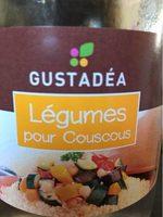 Legumes pour couscous - Producto