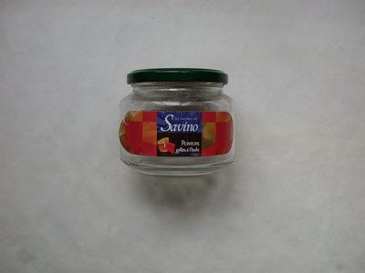 Poivrons grillés à l'huile - 1