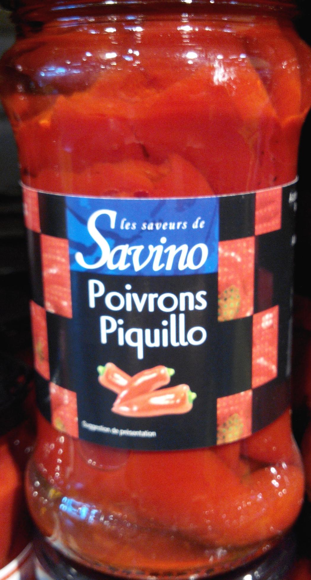 Poivrons piquillo - Produit - fr