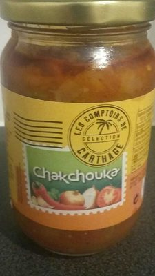 Chakchouka - Produit - fr