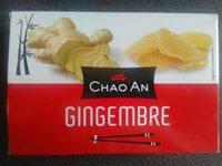Gingembre Deshydraté Chao'an - Produit - fr