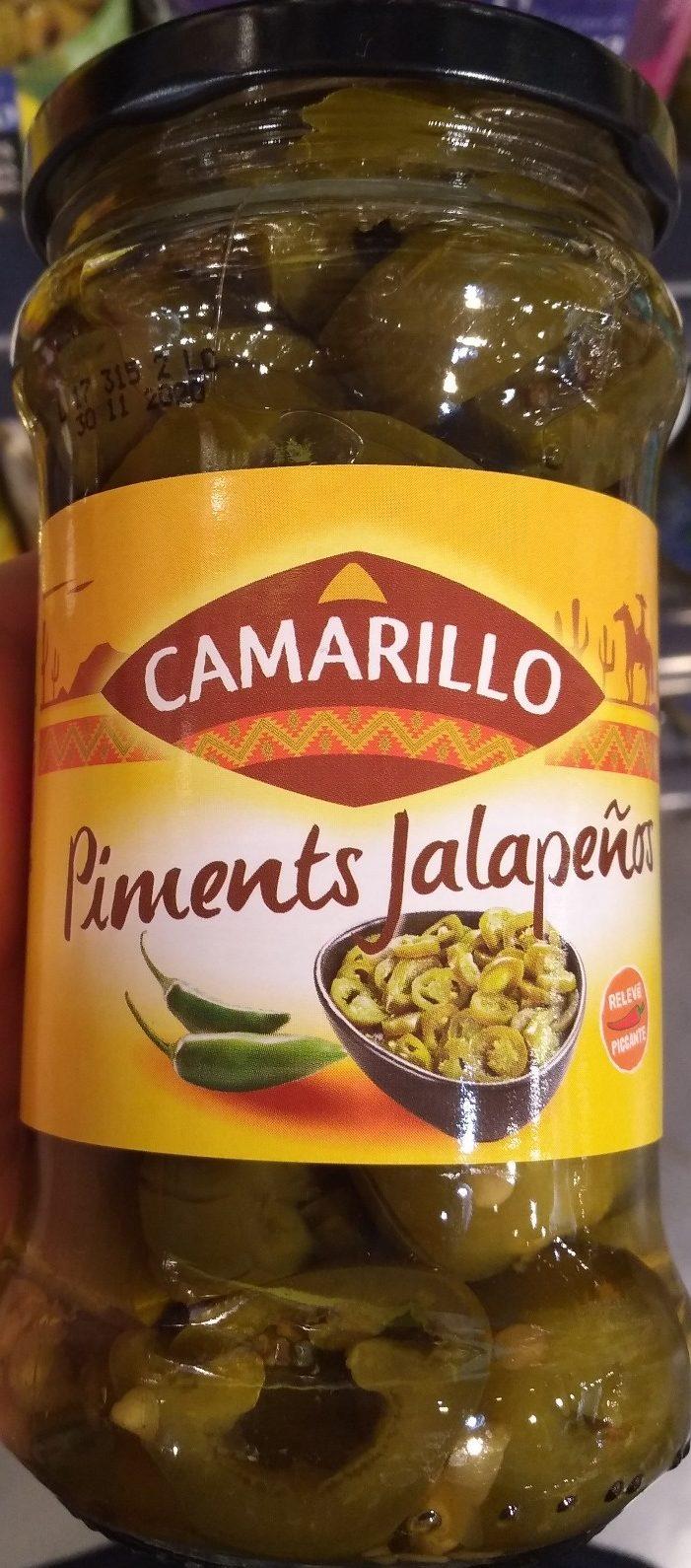 Piments Jalapeños - Produit