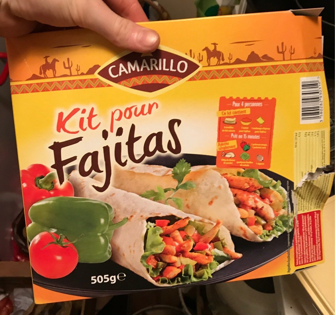 Kit pour faritas - Produit - fr