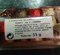 Spécial guacamole - Ingrediënten - fr