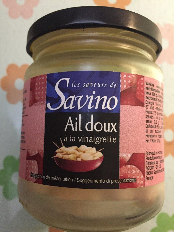 Ail doux à la vinaigrette - Produit - fr