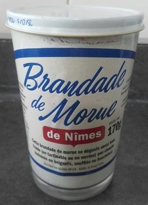Brandade de morue de Nîmes - Product