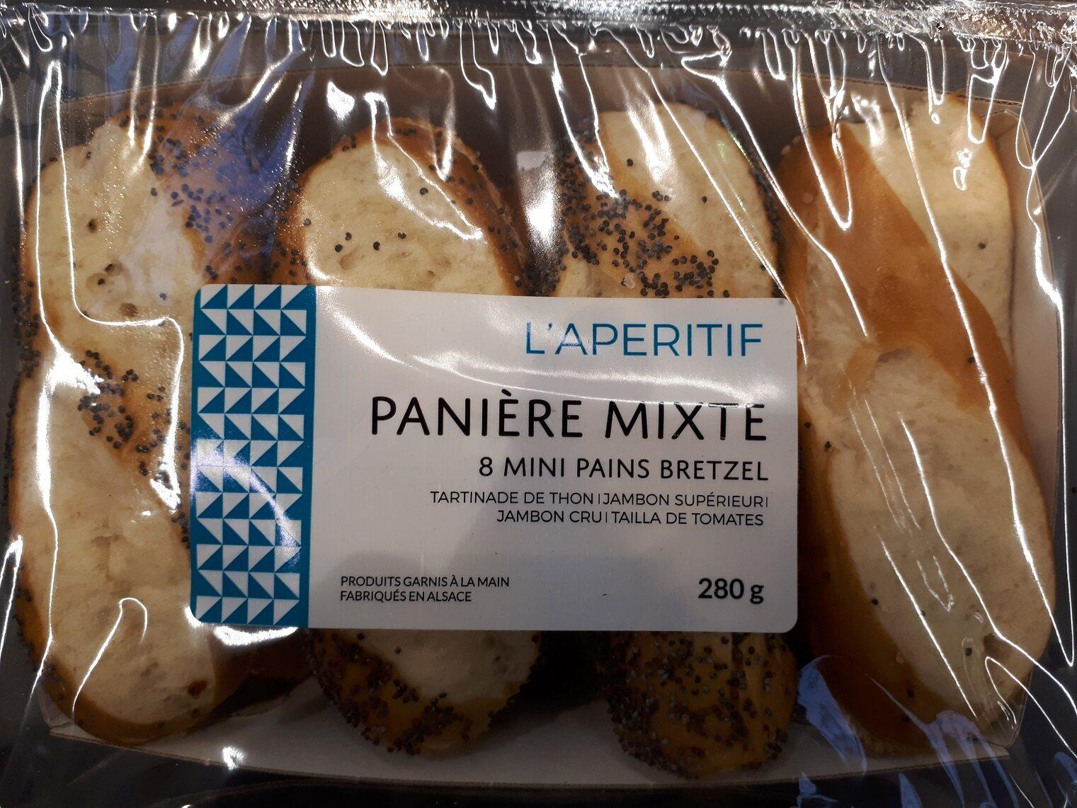 Panière mixte - Produit - fr