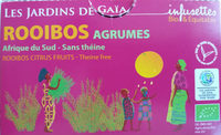 Rooibos Agrumes - Product
