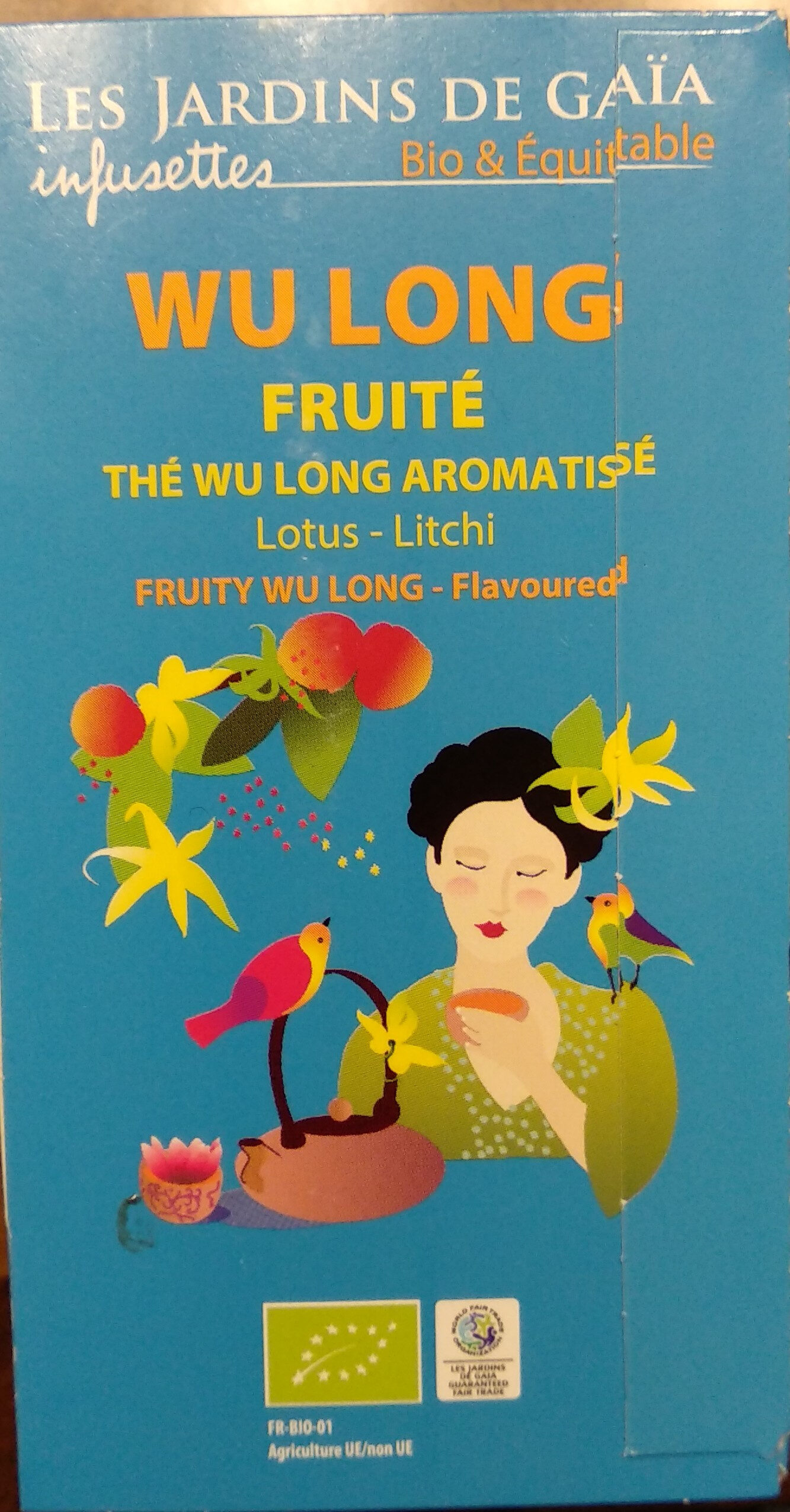 Wu Long fruité - Product - fr