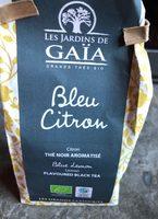 Bleu citron  thé noir aromatisé - Product - fr