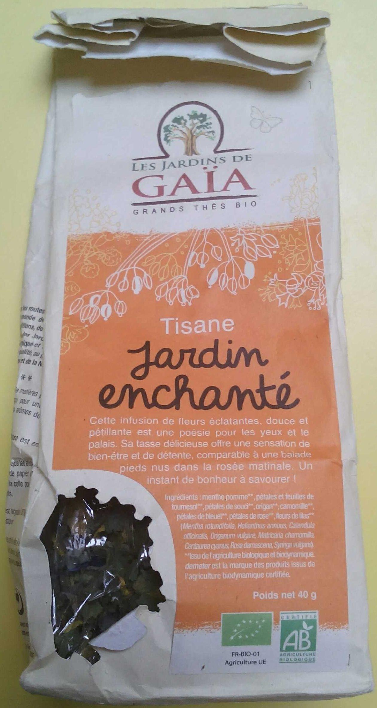 Jardin Enchante Les Jardins De Gaia 40 G