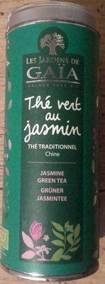 Thé Vert au Jasmin - Product - fr