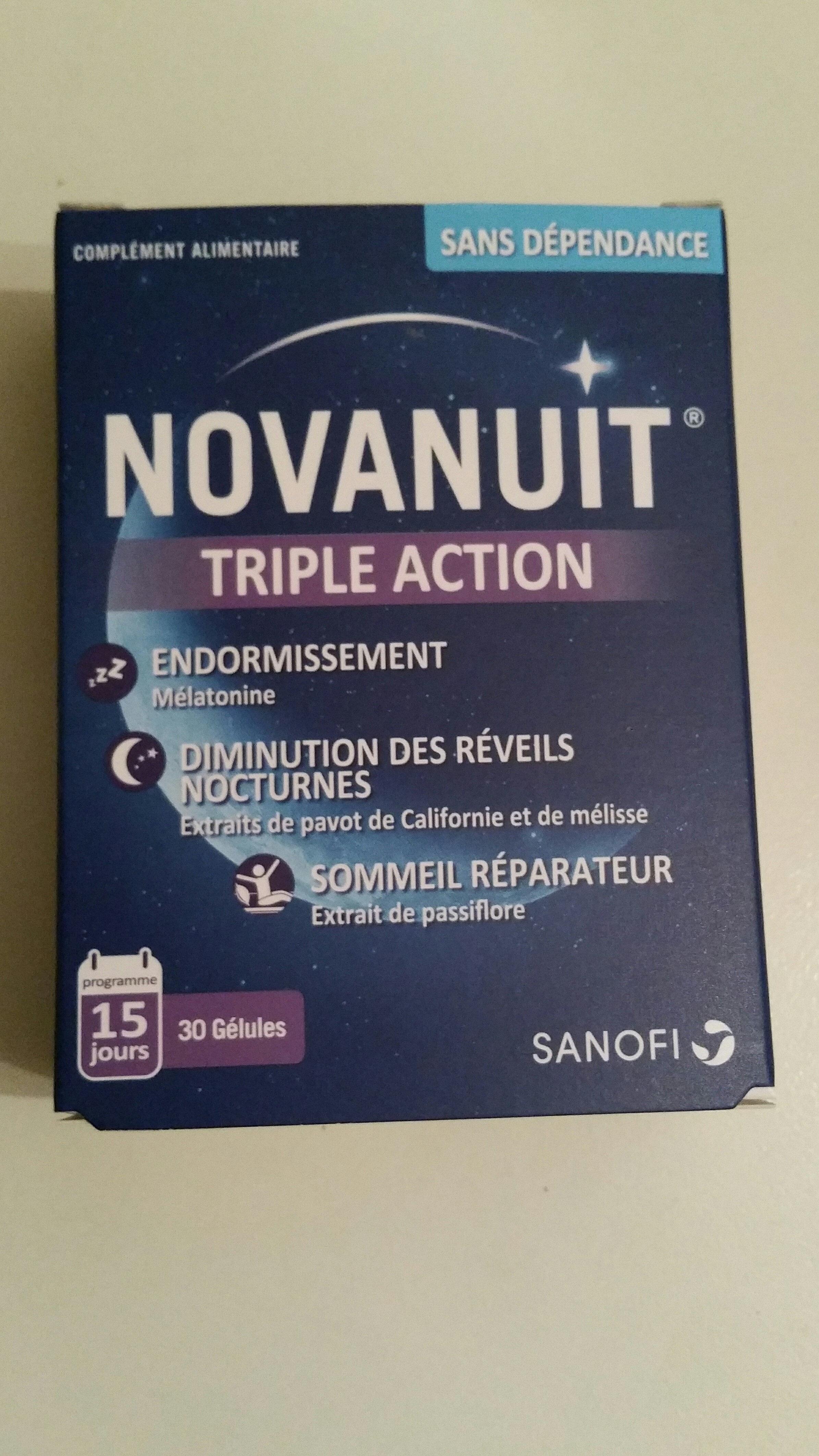 novanuit - Produit - fr