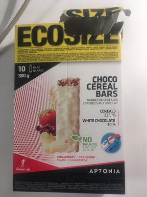 Choco cereal bar - Product
