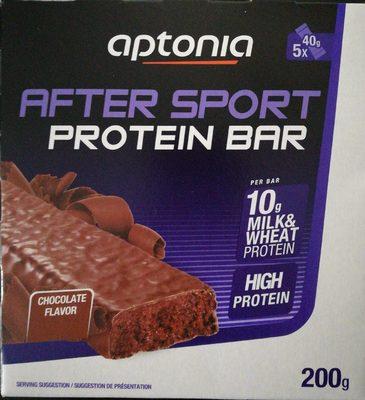 Protein bars - Produit