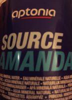 Source amanda - Producto