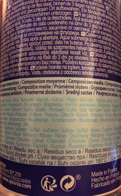 Source amanda - Ingredientes