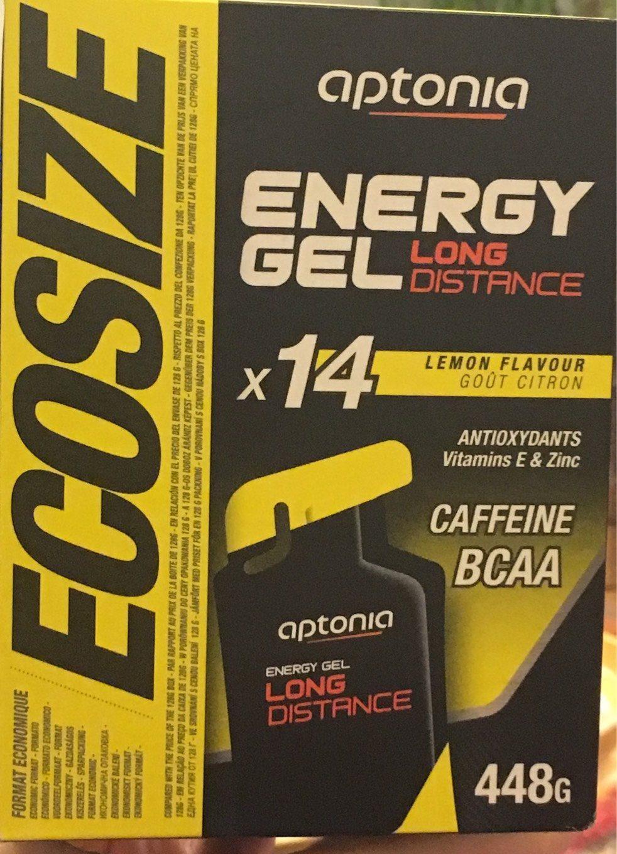 Energy gel - Produit - fr