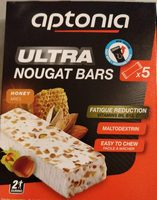 Ultra nougat bars - Product