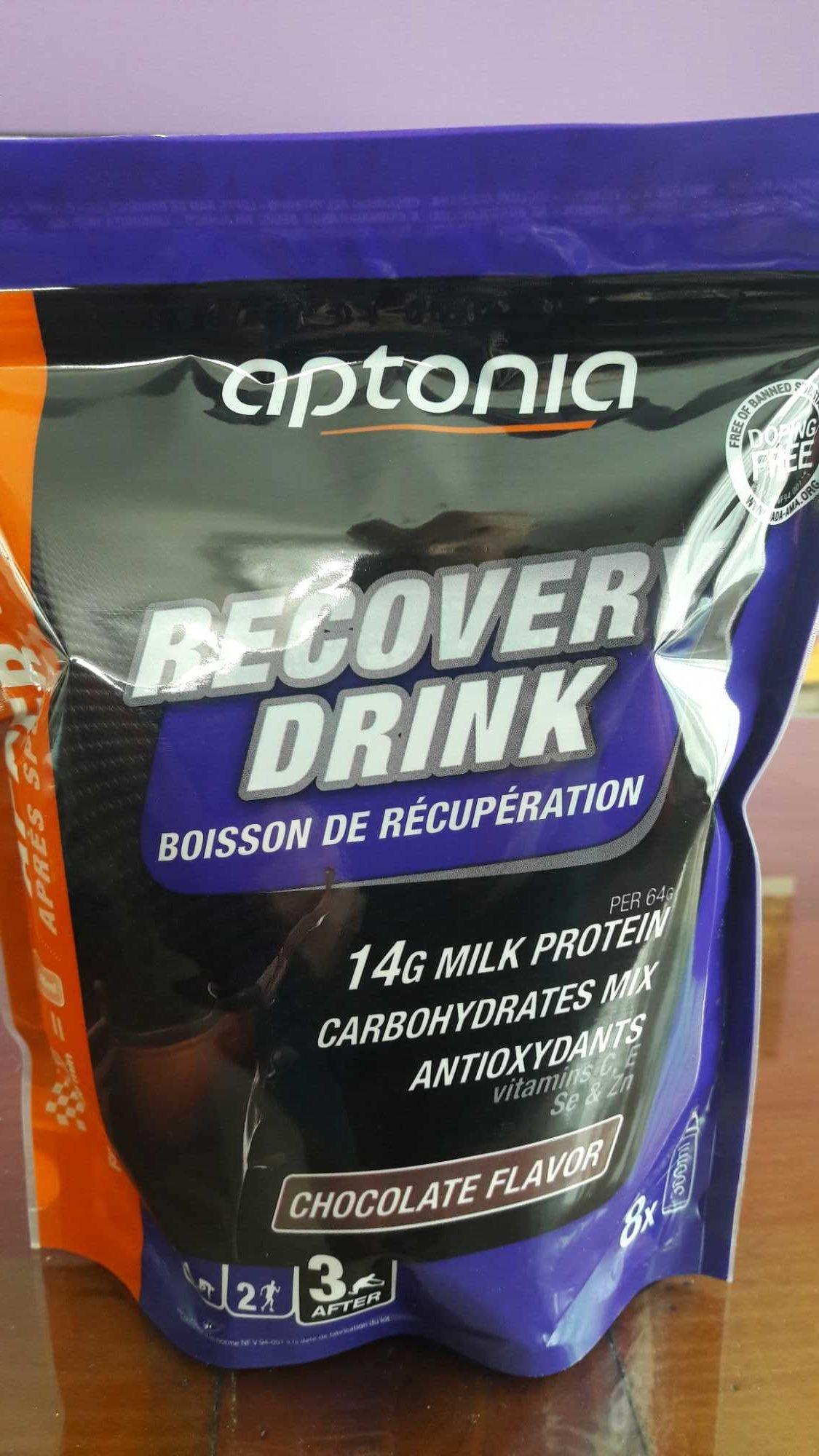 Recovery Drink - Produit - fr