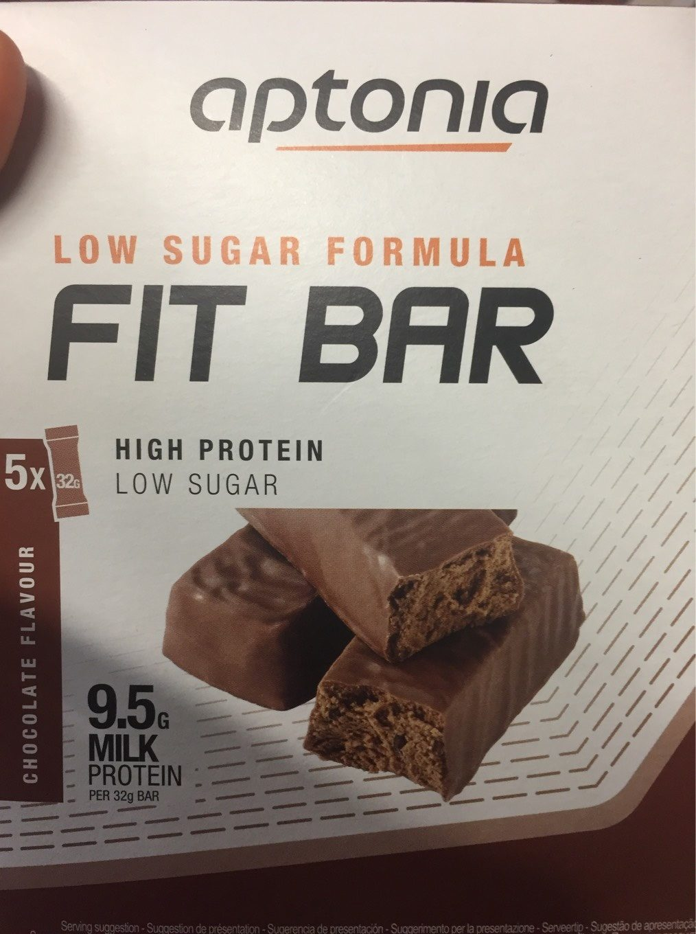 Fit Bar, Chocolate Flavour - Produit