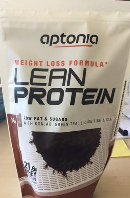 Lean Protein Chocolate Explosion - Producto