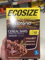 Cereal bars - Producte
