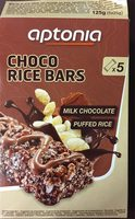Choco rice bars - Product