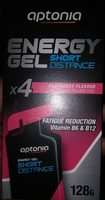 Energy gel short distance - Produit - fr