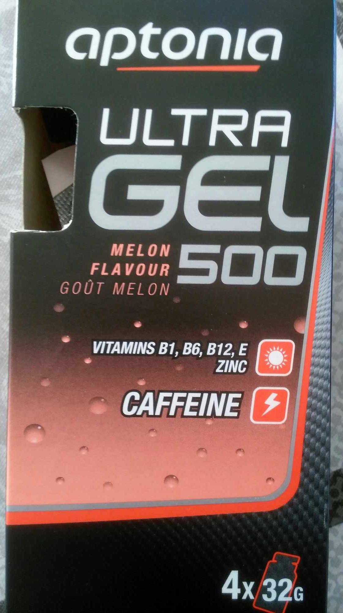 Ultra Gel 500 Goût Melon - Produit - fr