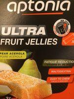 Ultra Fruit Jellies - Produit - fr