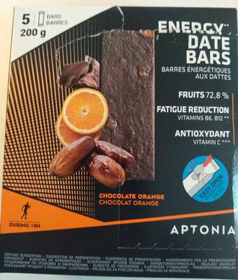 Energy date bars - Produkt - de