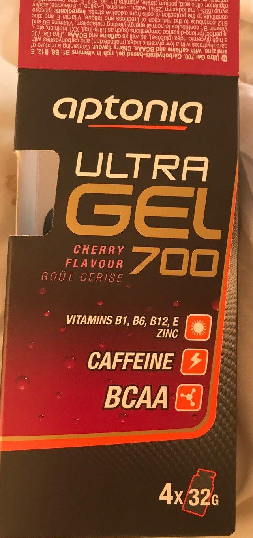 Ultra Gel 700 Cerise - Produit - fr