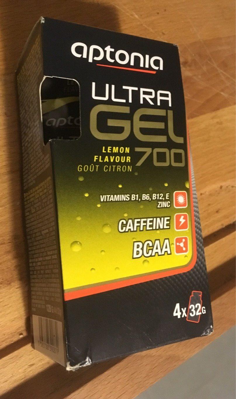 Ultra Gel 700 gout citron - Produit - fr