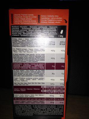 Gel ultra - Ingredients
