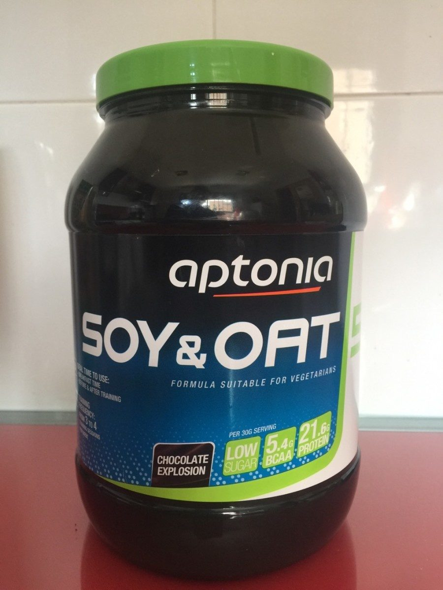 Soy & Oat - Product