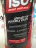 Isotonic Sport Drink Fraise-CeriseBoisson Isotonique à Reconstituer ISO+ FRAISE-CERISE - Product