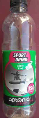 Sport Drink flavour apple kiwi - Produit - fr